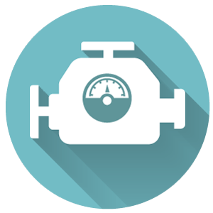 Controllo pressione motore